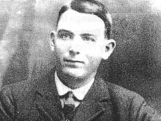Jeremiah Burke from Glanmire