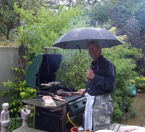 irish summer barbecue