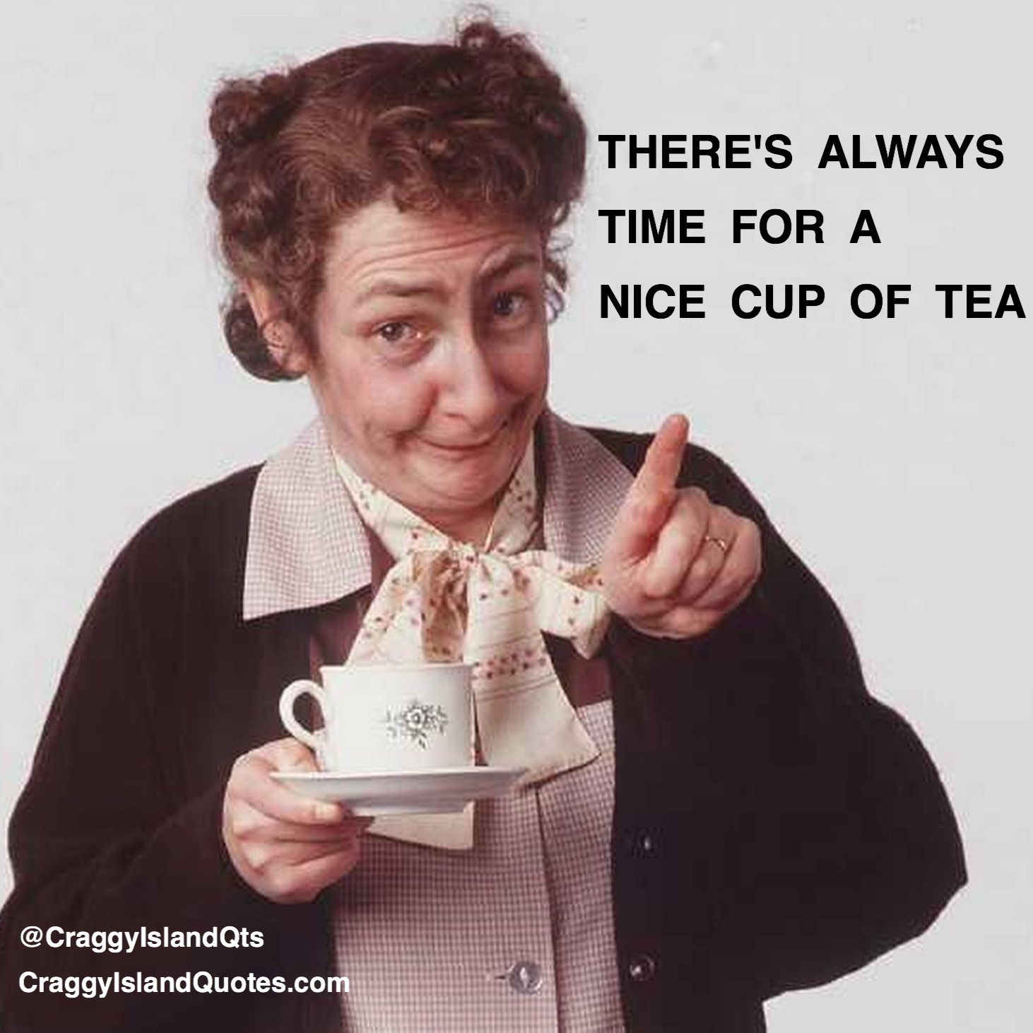 mrs doyle cup of tea