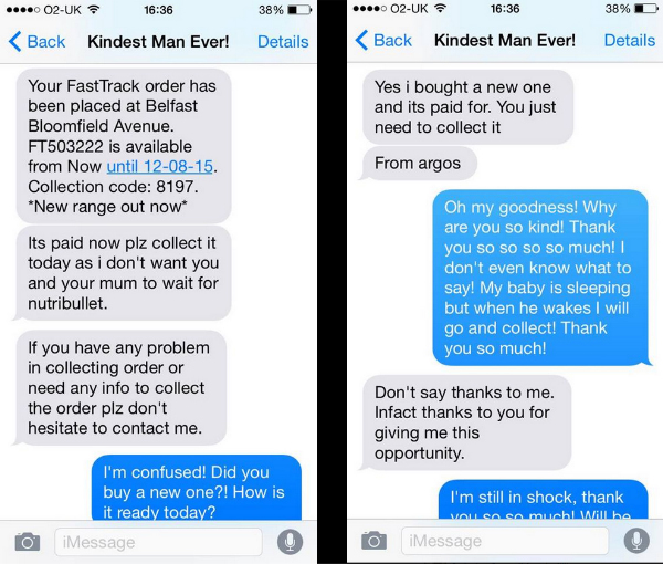 more text messages