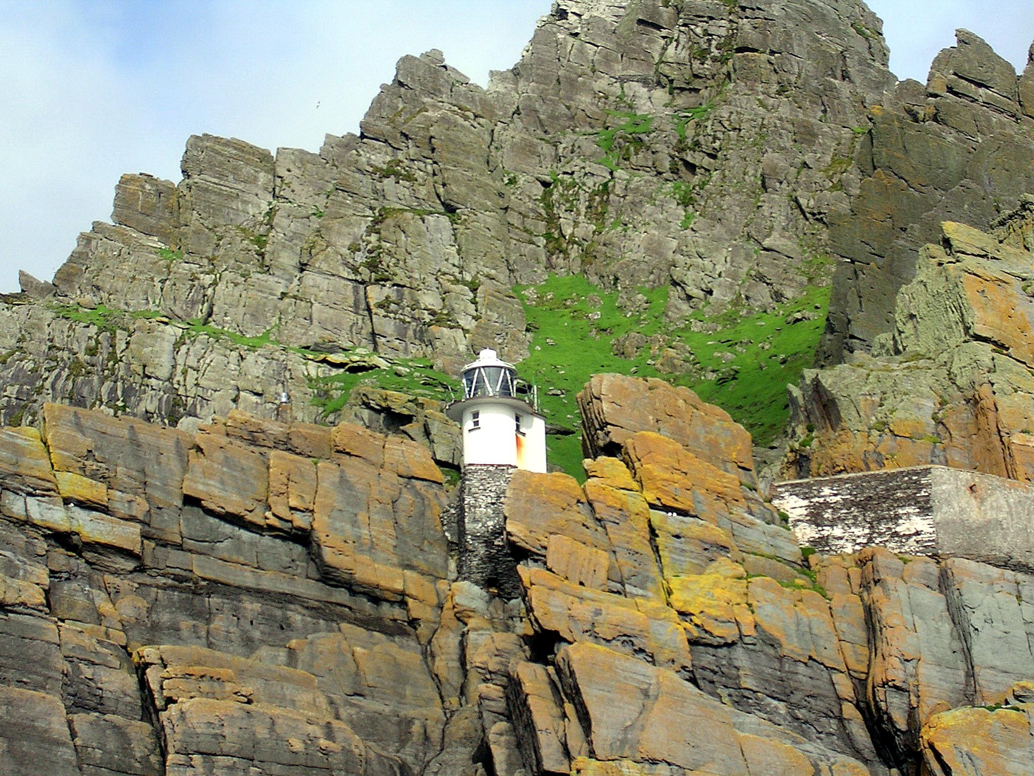 skellig Michale lighthouse
