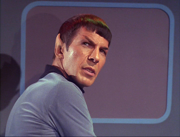 mr Spock surprised at learning about the leaving cert
