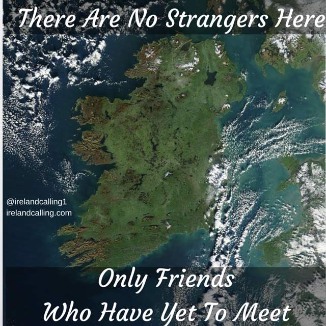 traditional Irish saying