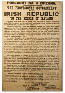 the 1916 easter rising proclamation