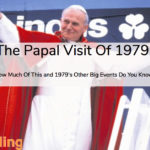 Pope John Paul II in Ireland