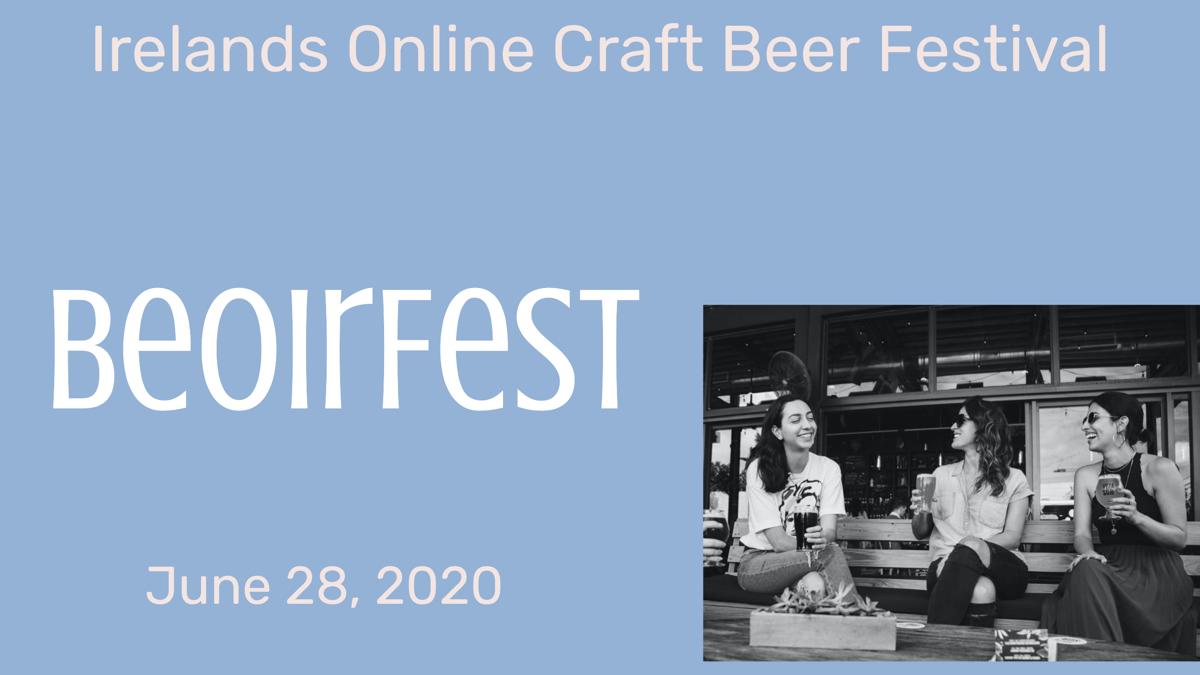 BeoirFest online beer festival